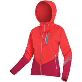 Endura Singletrack II Jacket Women orange/red